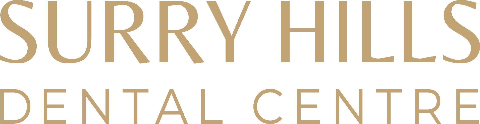 surry hills dental centre logo
